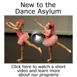 Dance Asylum Short Video